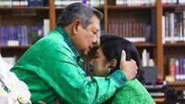 AHY: Bu Ani Adalah Belahan Jiwa Pak SBY