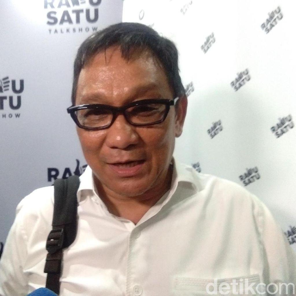 Faldi Zon Kritik Jadwal Sidang MK, TKN: Aneh, Tak Tahu Aturan