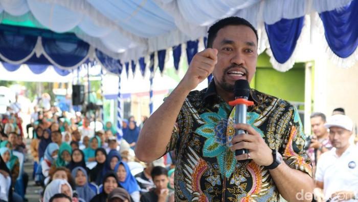 Foto: Anggota Komisi III DPR Ahmad Sahroni (IST)