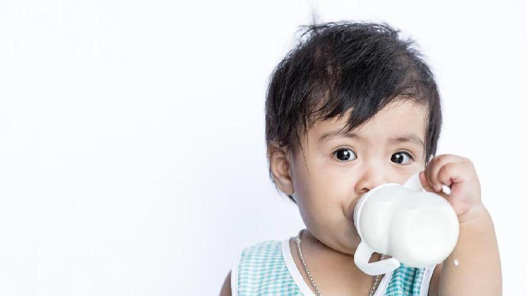 Bunda, Simak Panduan Memberi Susu Tambahan untuk Si Kecil