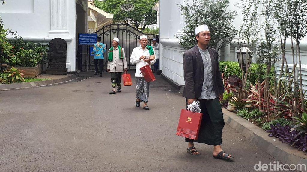 Ulama Madura ke Istana Klarifikasi Isu Miring terhadap Jokowi