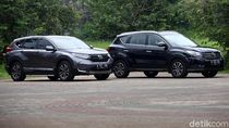 Duel SUV Jepang Vs China, Honda CR-V dan DFSK Glory 580