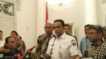 Anies Terima Dana Pembangunan MRT Bundaran HI-Kota Rp 9,4 T