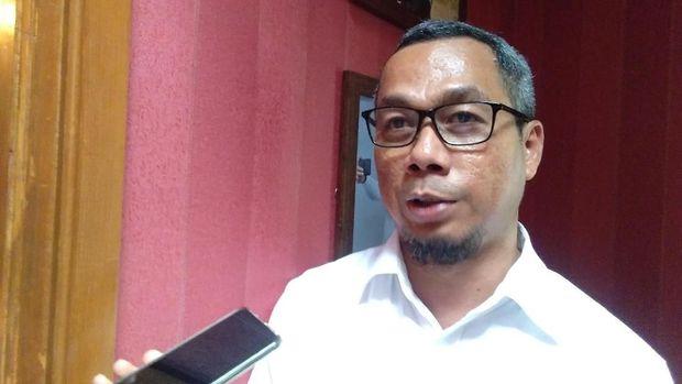 Direktur Komunikasi Politik TKN, Usman Kansong