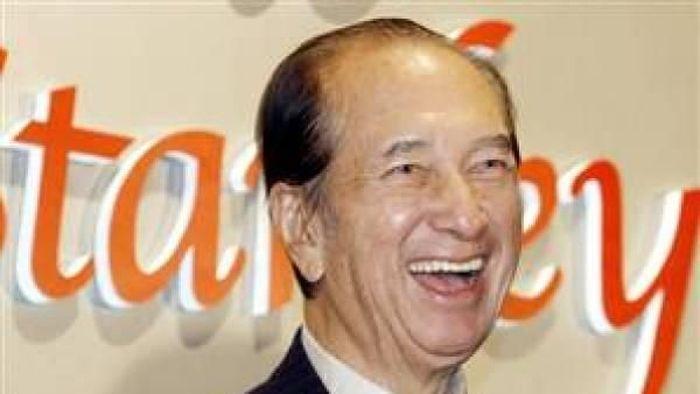 Stanley Ho. Foto: Dok. Reuters