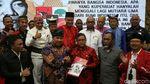 Dukungan Dewan Adat untuk Jokowi-Maruf