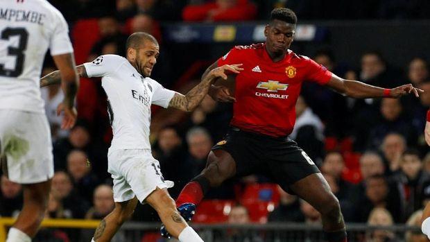 Mimpi Bela Real Madrid, Pogba Tak Jamin Tetap di Man United