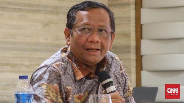 Andi Arief Tantang Mahfud Sebut Pihak Ingin Gagalkan Pemilu