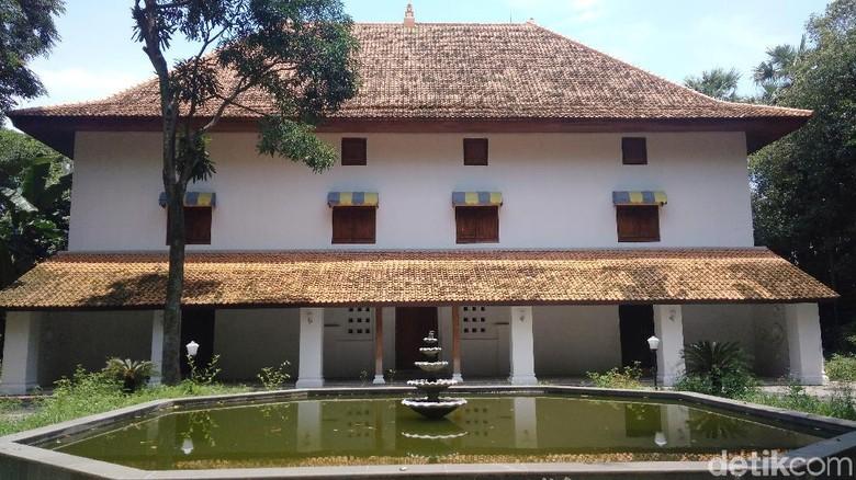 Foto: Pulantara yang telah direnovasi (Sudirman Wamad/detikTravel)