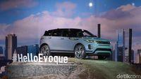 Range Rover Evoque Listrik? No Way...