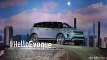 Range Rover Evoque Baru Akan Mengaspal Tahun Ini