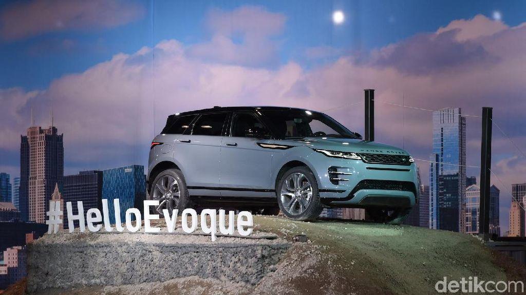 Ingin Akhir Pekan Romantis? Bisa Nyewa Jaguar Land Rover