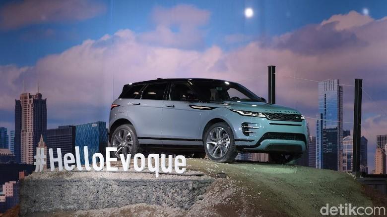 Range Rove Evoque Foto: Land Rover