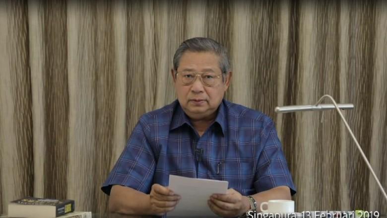 KPU Umumkan Hasil Pilpres Lebih Awal, SBY Tentukan Sikap PD Hari Ini
