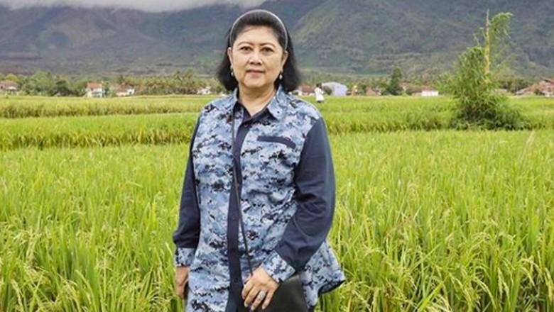 Ani Yudhono mengidap kanker darah dan menjalani perawatan di Singapura/ Foto: Instagram @aniyudhoyono