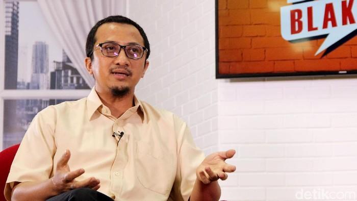 Ustaz Yusuf Mansur (Tripa Ramadhan/detikcom)