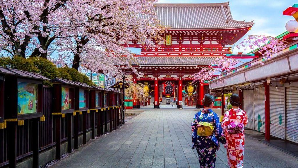 Lima Hari Liburan di Jepang, Enaknya ke Mana Saja?