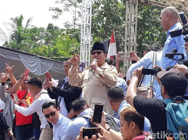 BPN soal Survei Indo Barometer: Yang Bisa Kalahkan Prabowo Hanya Kecurangan