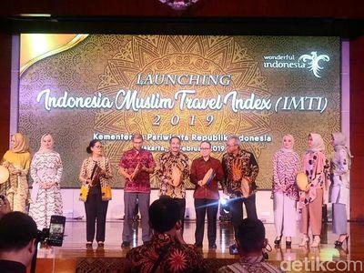 Kejar Wisata Halal, Kemenpar Luncurkan Indonesia Muslim Travel Index
