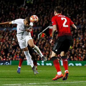 Head-to-head PSG Vs MU di Liga Champions