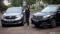 DFSK Glory 580 Masih Ngos-ngosan Kejar Wuling Almaz dan Honda CR-V