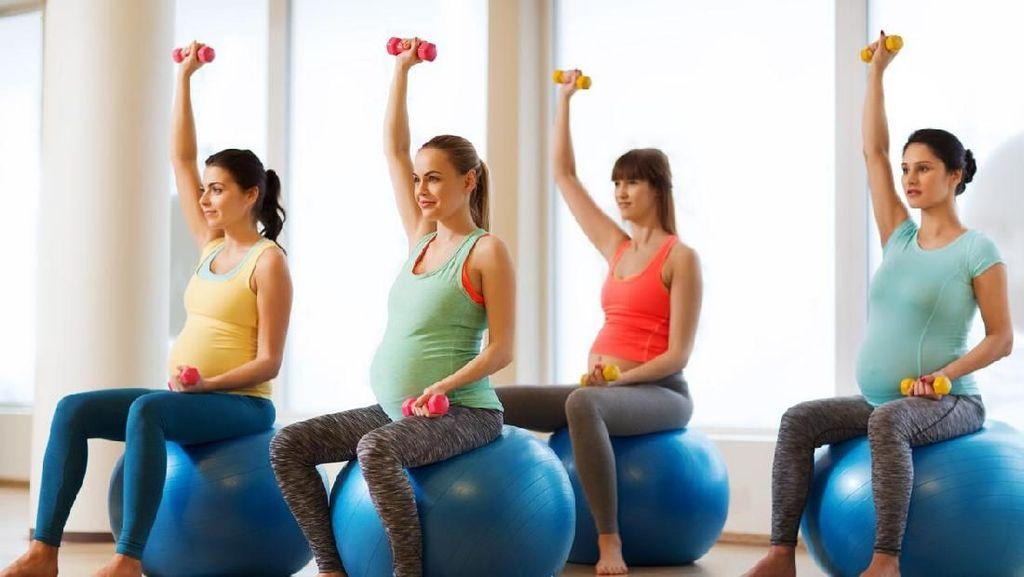 Trik Ibu Hamil Muda Tetap Aktif Berolahraga