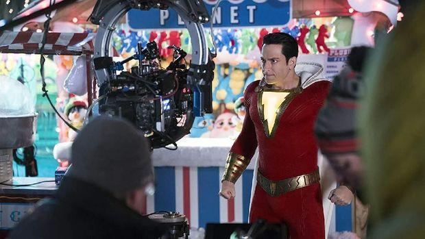 Superman Bakal Jadi Cameo di 'Shazam!'