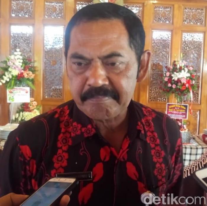 Wali Kota Solo, FX Hadi Rudyatmo, Rabu (13/2/2019).