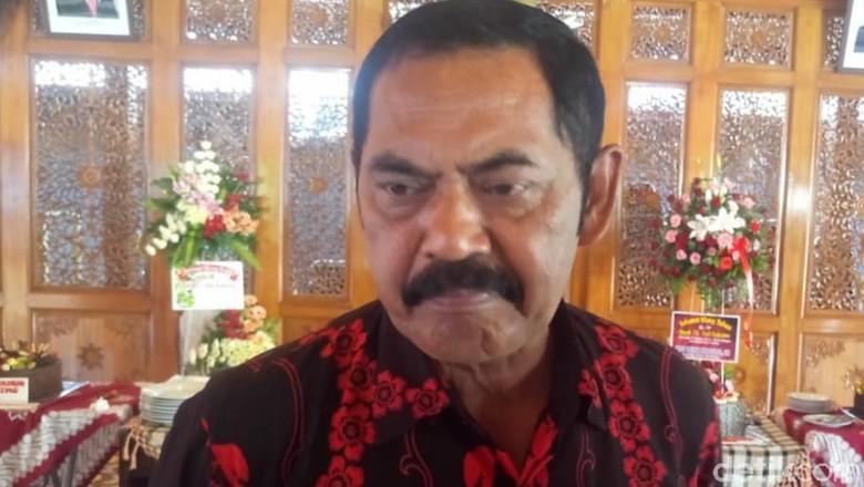 Hadiri Deklarasi Dukung Jokowi, Walkot Solo: Saya Sedang Cuti