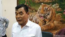 Laskar Berkarya Desak Tommy Soeharto Pecat Muchdi PR