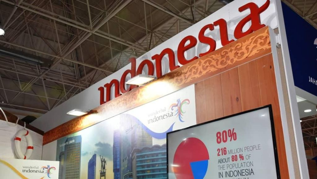 Iran Berpotensi Jadi Pasar Pariwisata Indonesia