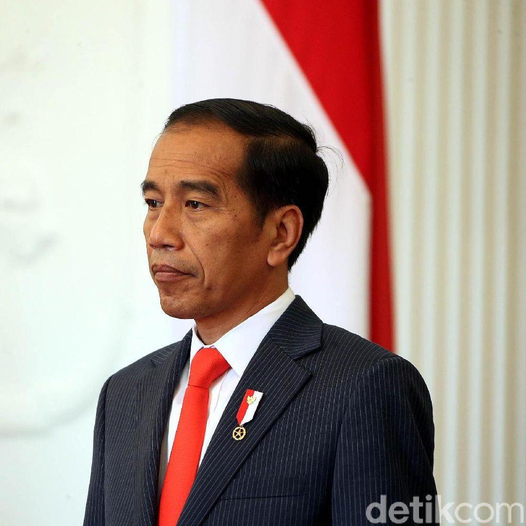 Prabowo Singgung Kolusi Bekas Tambang, Jokowi: Kami Kerja Sama dengan KPK