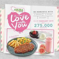 Valentine Bersama si Dia Bisa Makan Beefsteak Harga Spesial di 5 Resto Steak Ini