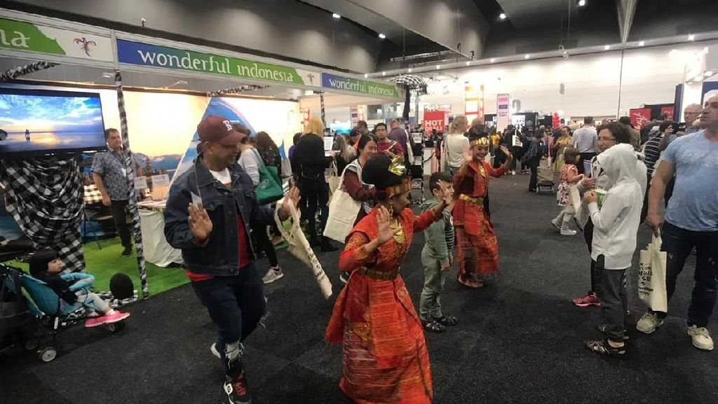 Wonderful Indonesia Unjuk Gigi di Australia