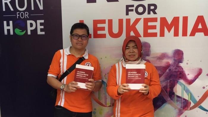 Paulus (kiri) seorang penyintas kanker darah leukemia (Foto: Dok. Pribadi)