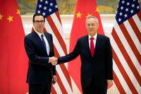Prediksi Isi Perjanjian Dagang AS-China Versi Goldman Sachs