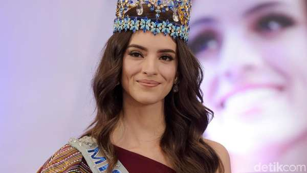Pesona Vanessa Ponce, Miss World 2018