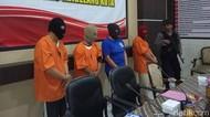 Perdayai Pensiunan di Magelang, 4 Pelaku Gendam Dibekuk Polisi