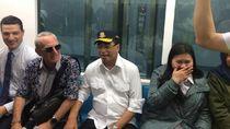 Jajal MRT, Menhub: Insyaallah Jakarta Nggak Macet Lagi