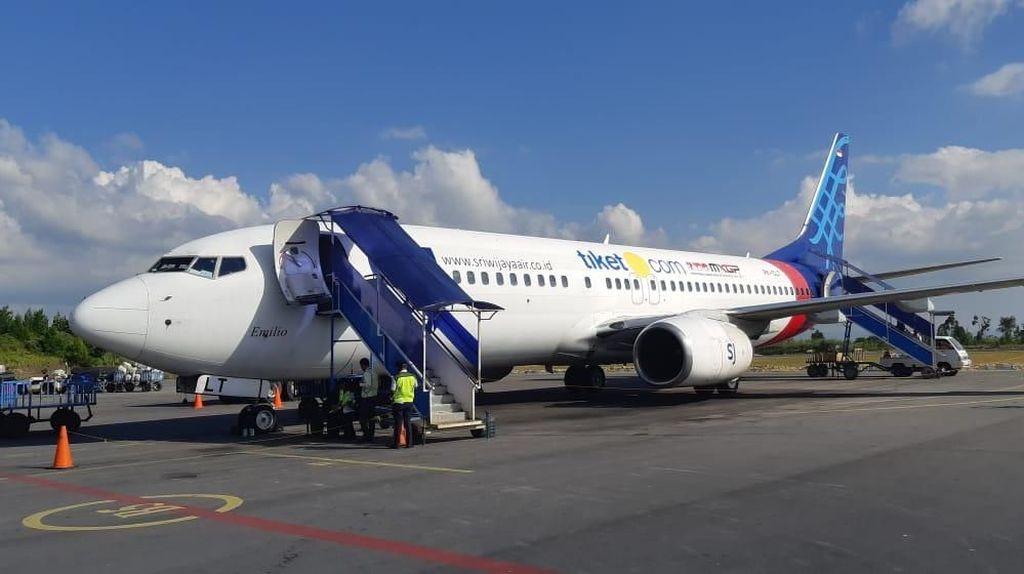 Kemenhub Minta Sriwijaya dan Nam Air Jaga Keselamatan Penerbangan