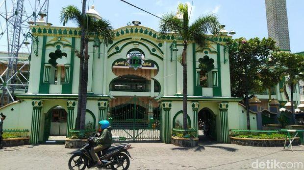 Kekhawatiran Takmir soal Pamflet Jumatan Prabowo di Semarang