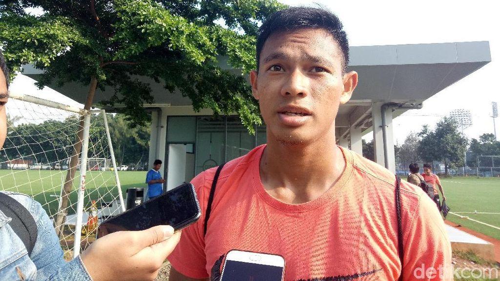 Andy Setyo ke Piala AFF: Timnas U-22 Makin Padu