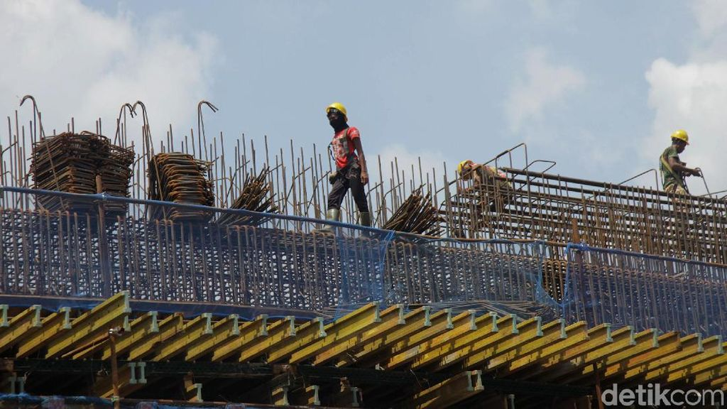 Proyek Infrastruktur Dihentikan Sementara H-10 hingga H+10 Lebaran