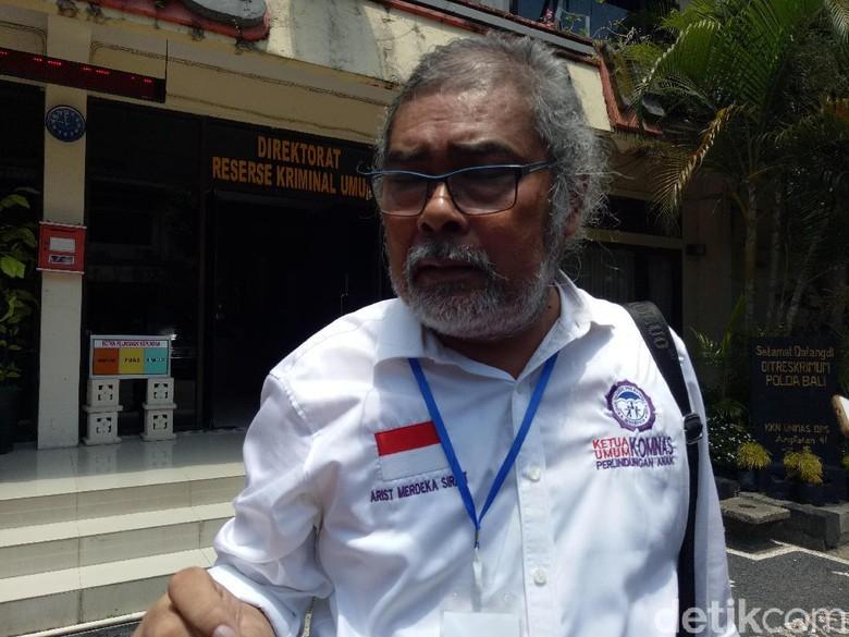 Komnas PA Ungkap Kesaksian Korban Paedofil di Bali