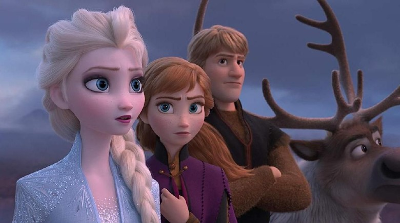 Alasan Penampilan Anna Lebih Dewasa di Frozen 2