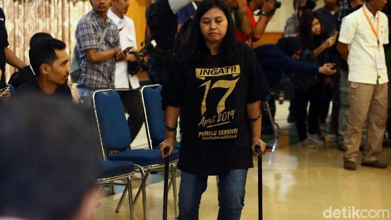 Yuk, Lihat Simulasi Pemilu Bersama Para Penyandang Disabilitas