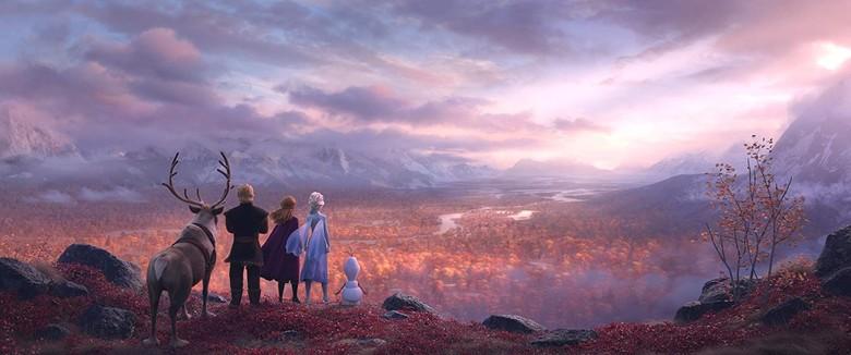 Frozen 2. Foto: Dok. Disney
