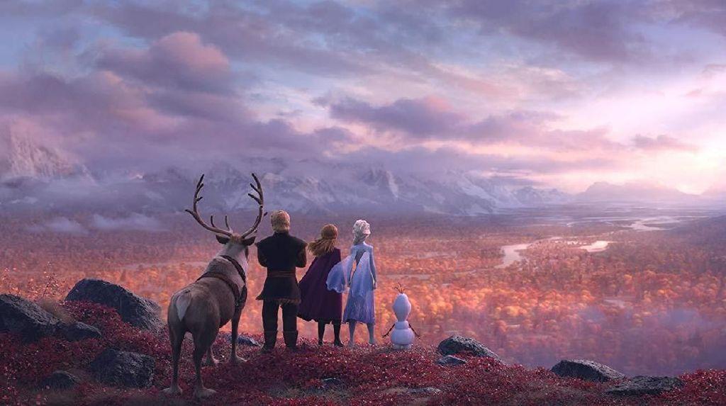 Frozen 2 Pecahkan Rekor Rp 1,7 T di Dua Pekan Penayangan