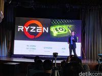 Cetak Sejarah, AMD dan Nvidia Menyatu Dalam 1 Notebook