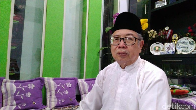 Takmir Masjid Agung Semarang Larang Omongan Politik Saat Prabowo Datang